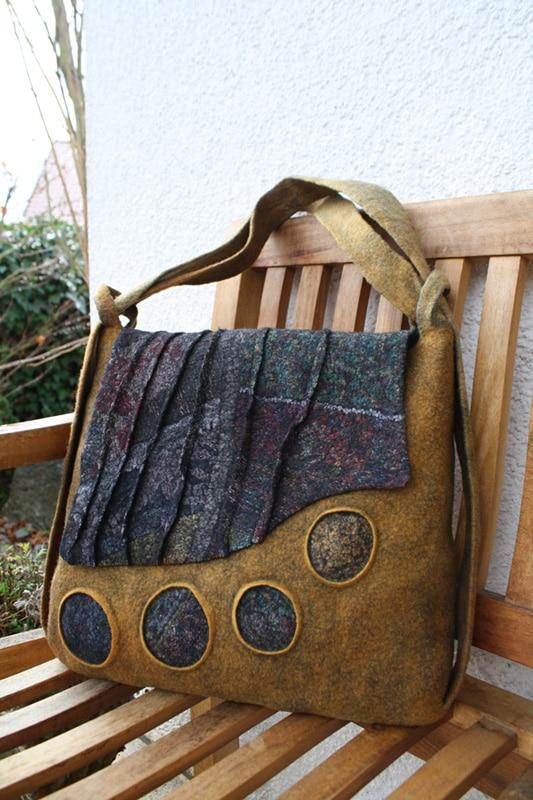 Reizvoller Rucksack oder Tasche (Hohebuch)